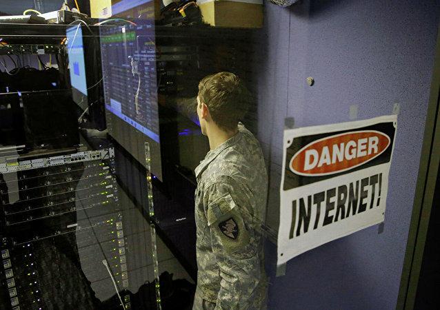 中國國防部:美國是全球最大的竊密者 是國際社會公認的慣犯