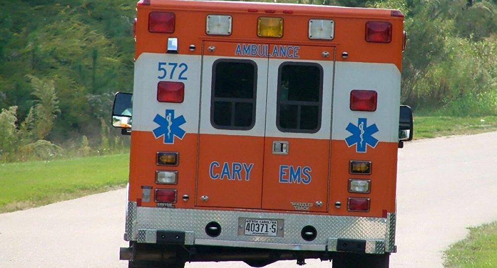 美國救護車