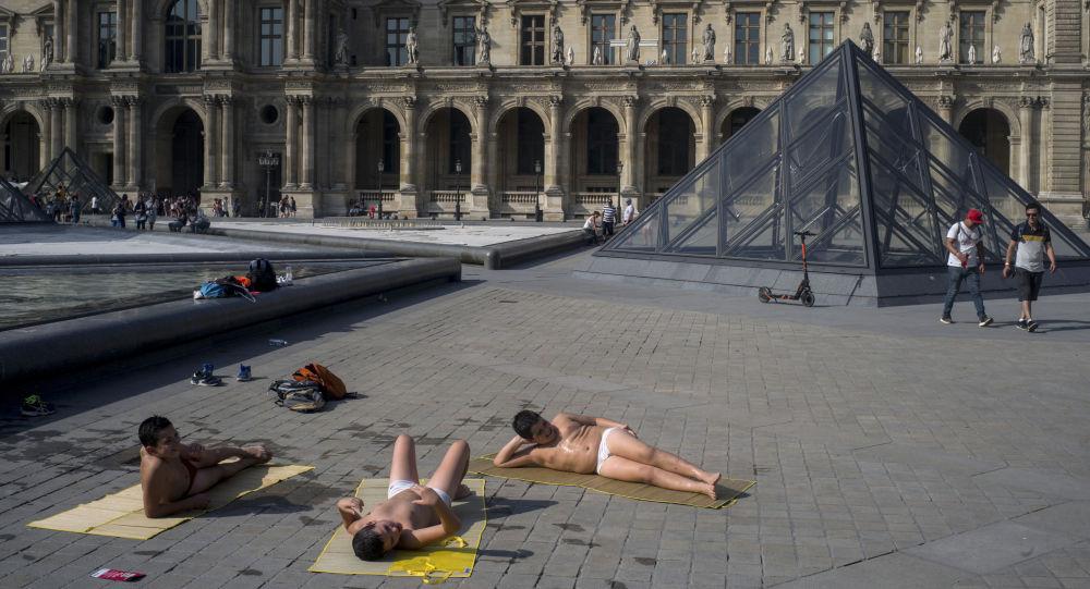 美科學家:今年7月溫度創140年觀測史最高紀錄