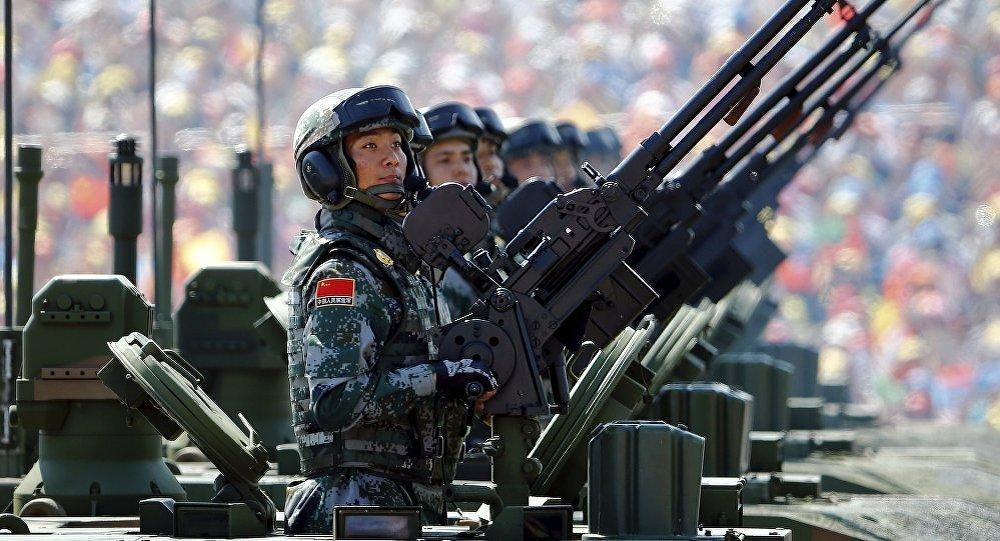 中國國防部:2021年國防預算增長6.8%