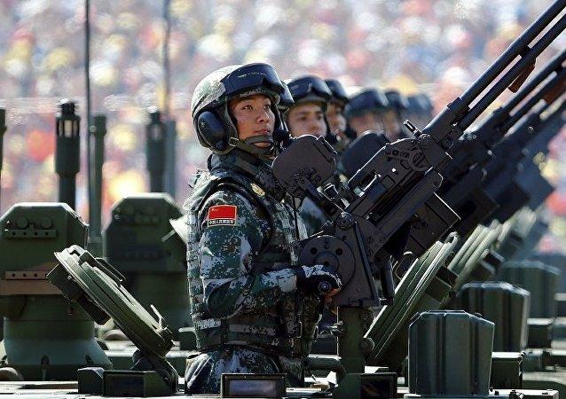中國國防部:中國軍隊沒有必要通過閱兵來「秀肌肉