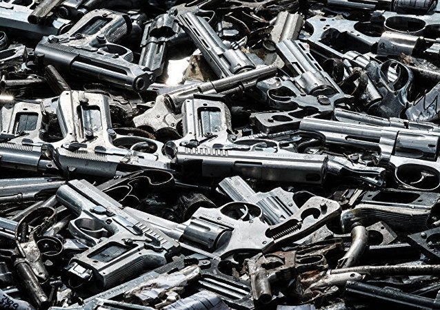 墨西哥與美國總統商定停止向墨非法販運武器