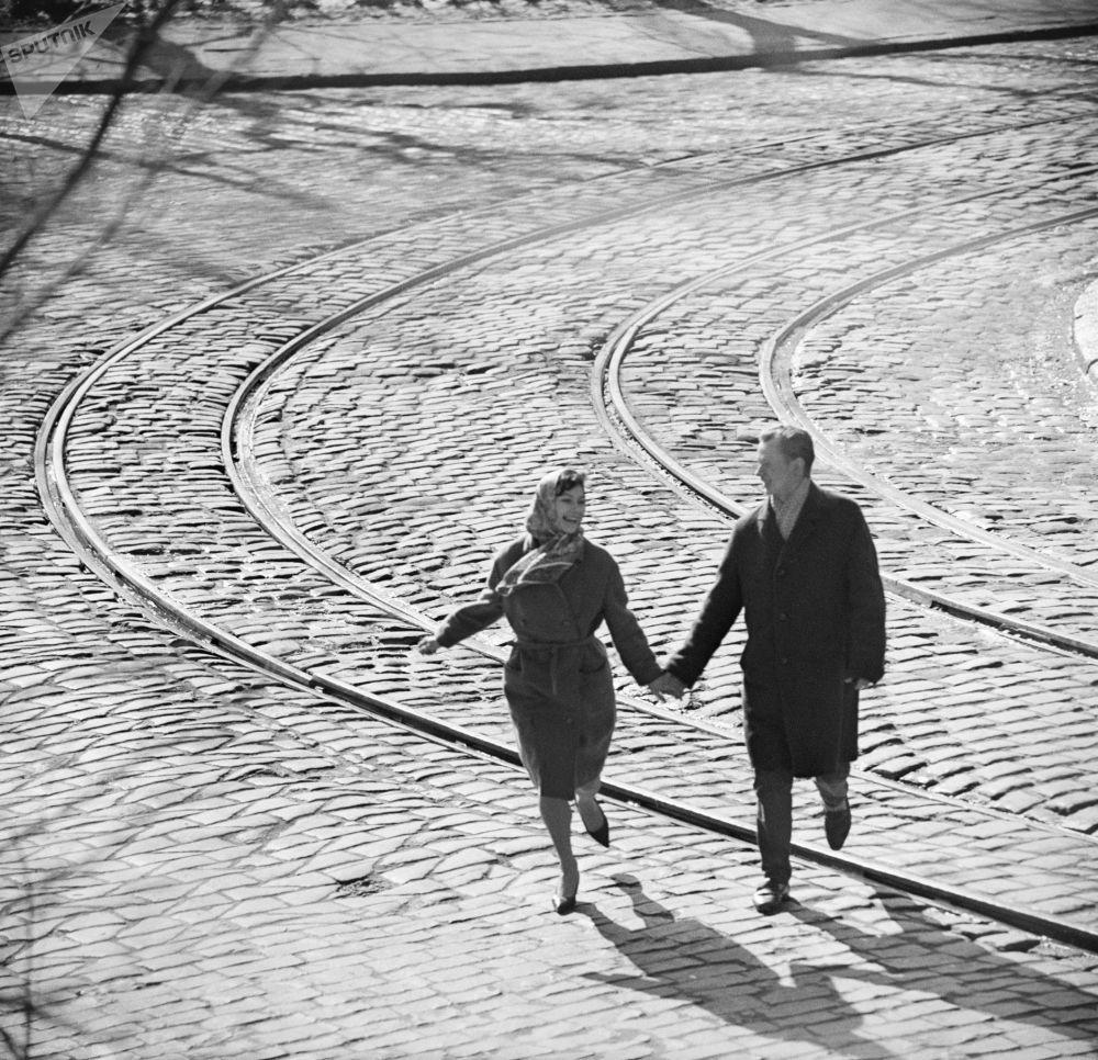 戀人。1968年。