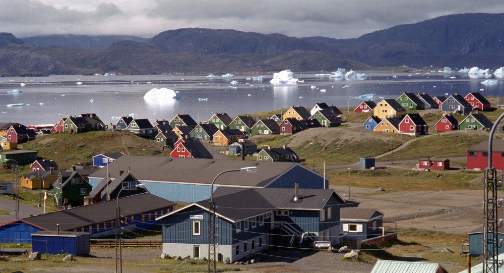格陵蘭稱歡迎商業合作但該島不外售