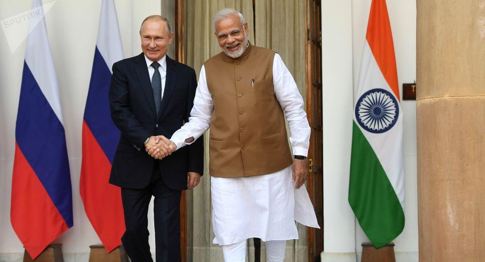 印度向日俄提議建立三方合作新模式
