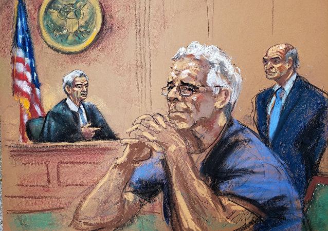 美國金融家愛潑斯坦死前其防自殺監視被解除
