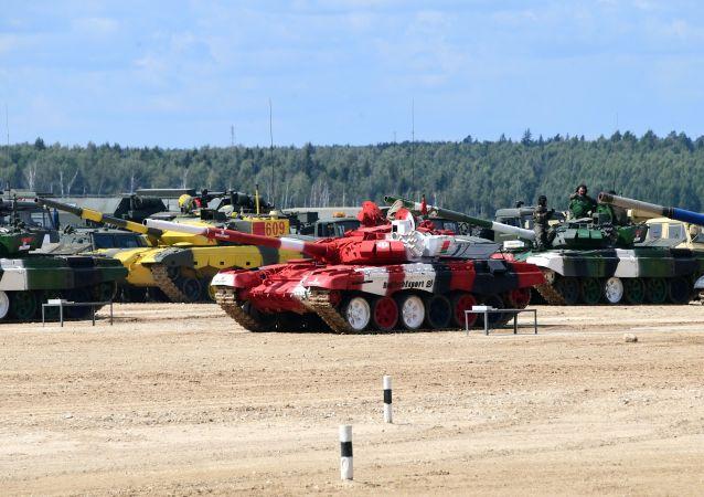 紹伊古:俄軍將樂見北約國家參加國際軍事比賽