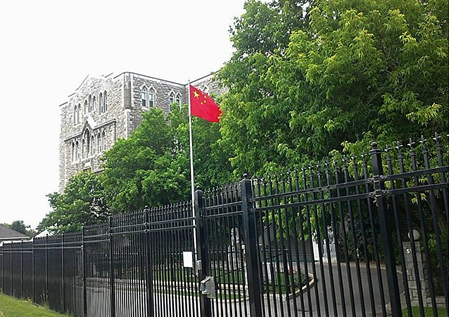 中國駐加拿大大使館
