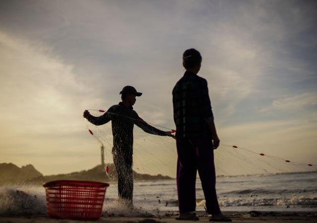 越南拒絕中國在南海的禁漁令
