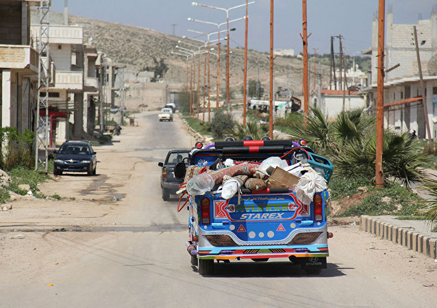 敘利亞政府軍全面控制伊德利卜省罕謝昆市