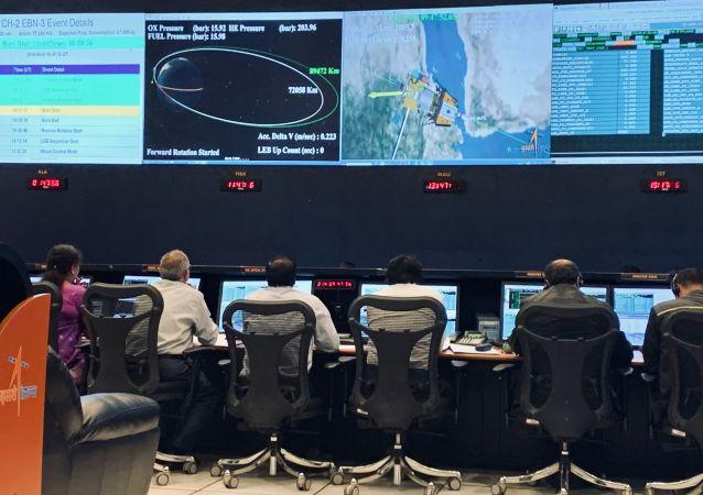 印度空間研究組織負責人:登月前印度與維克拉姆號著陸模塊失聯