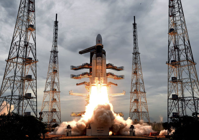 印度「月球2號」探月衛星
