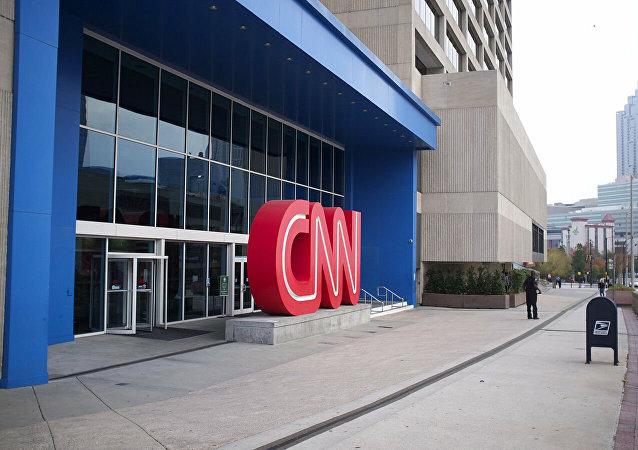 媒體:特朗普競選總部要求CNN撤回有關拜登領先的民調結果