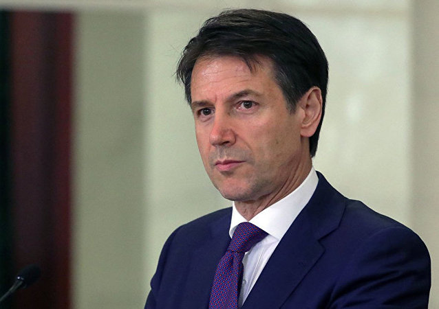 意大利總理孔特宣佈將遞交辭呈