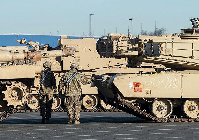 德國過去7年為駐德美軍支付數億歐元