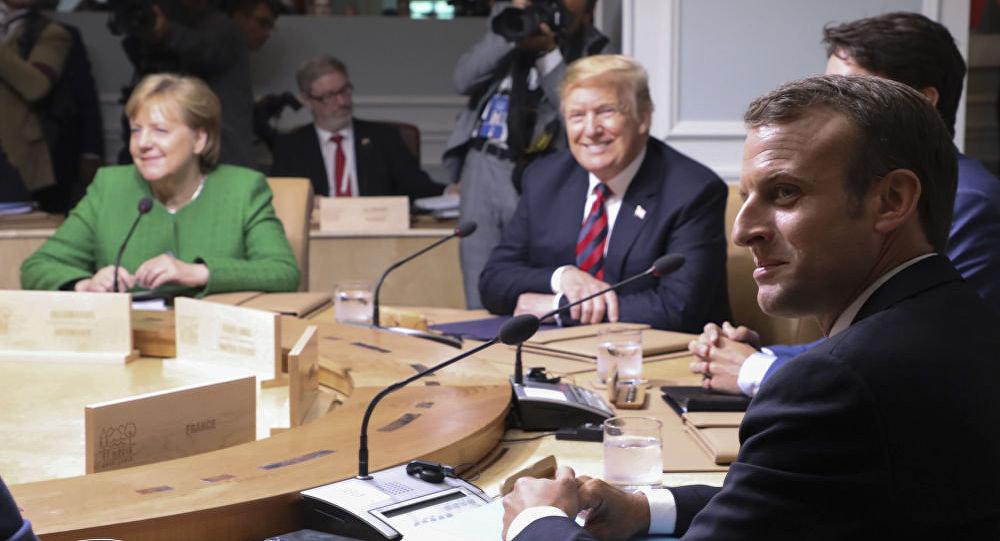 特朗普稱「當然有可能」邀請普京參加下次七國集團會議