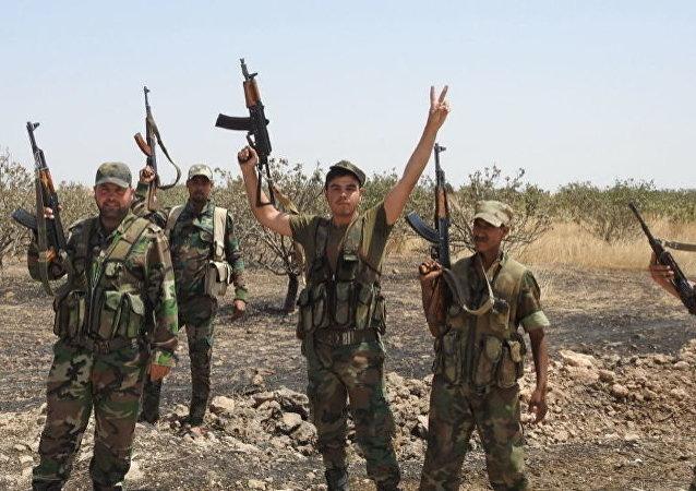 敘利亞軍隊