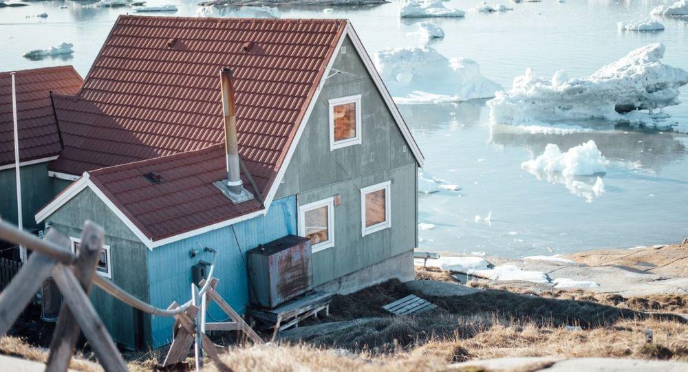 佩斯科夫稱購買格林蘭島的想法是「國際購物」
