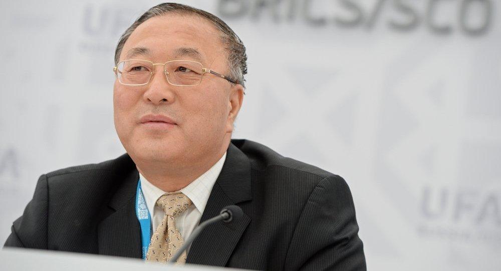 中國常駐聯合國代表張軍大使