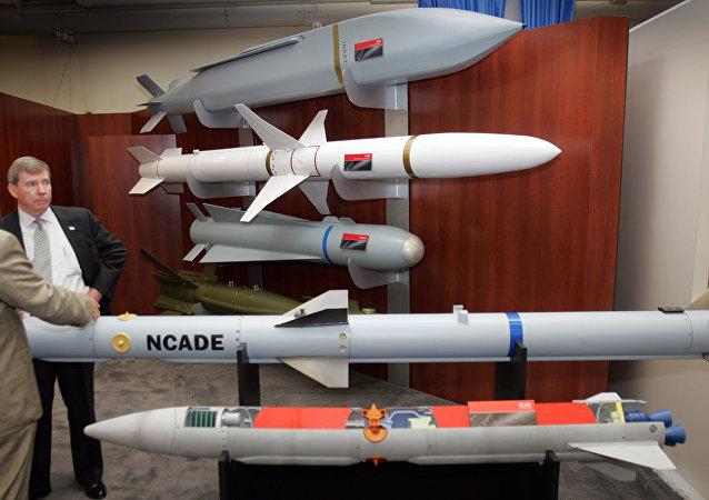雷神公司生產的導彈