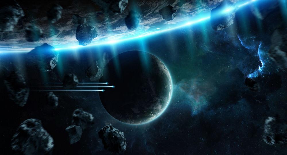 遙遠的空間物體