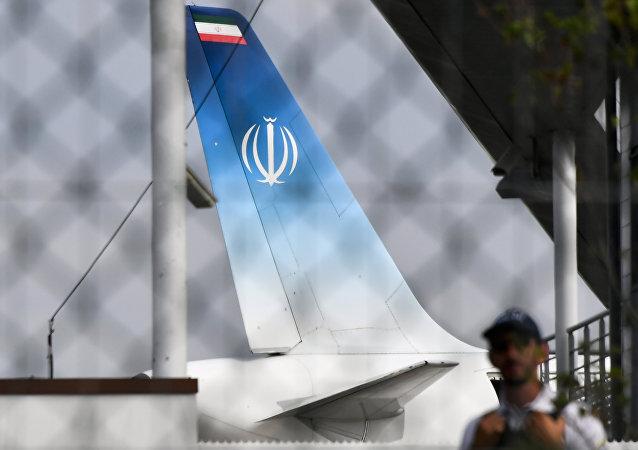 伊朗外長抵達G7峰會舉辦城市