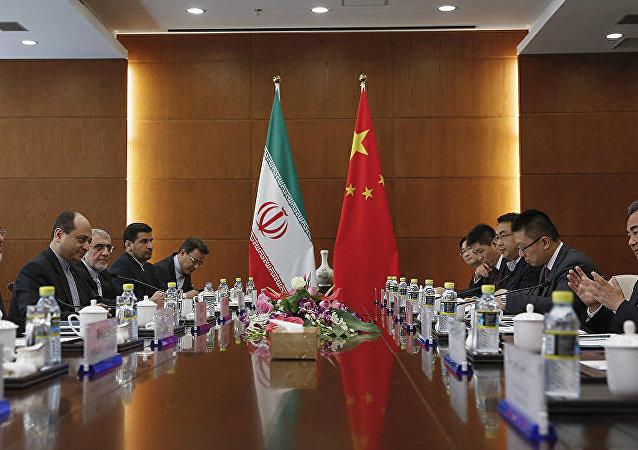 伊朗在G7峰會後希望獲得更多中方支持