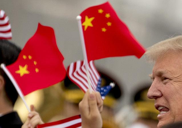 不斷升級的貿易戰正使美國加速失去中國市場