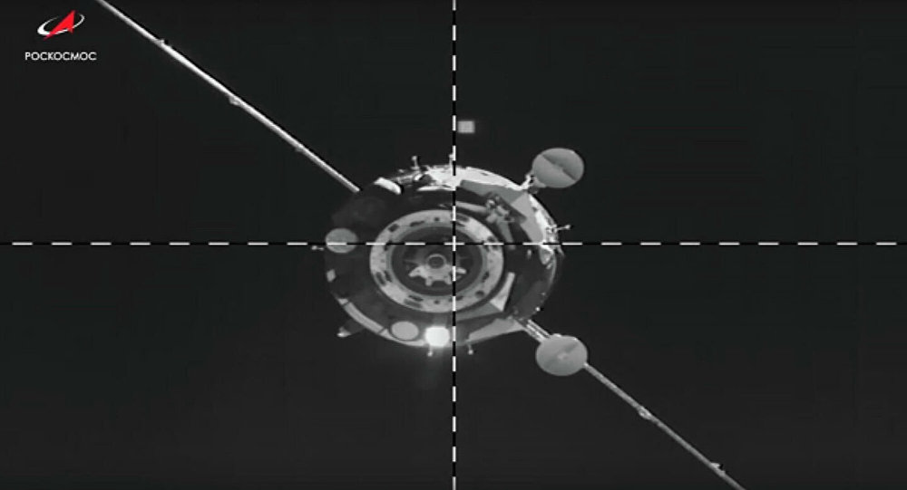 聯盟MS-14號宇宙飛船