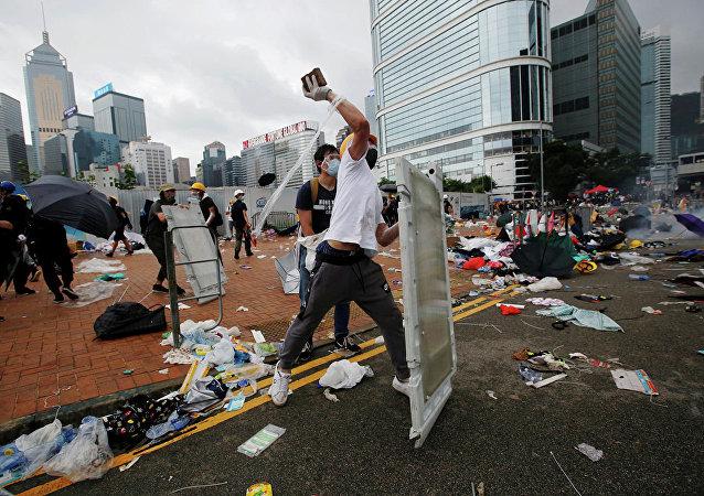 專家:為何香港暴亂至今不止