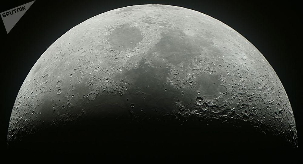 嫦娥五號探測器著陸月球