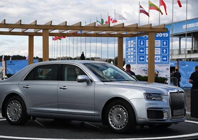 俄工貿部長:到2025年Aurus汽車年產量將達到5000輛