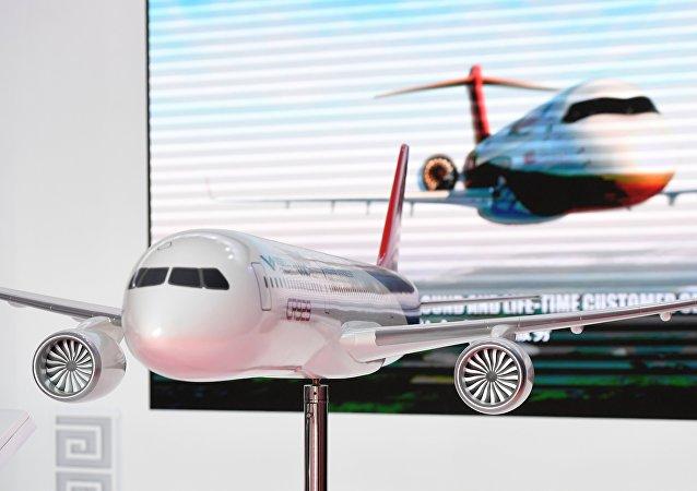 CR929遠程飛機