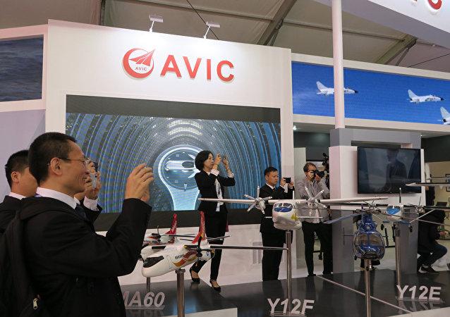 中國航空業願與俄羅斯夥伴合作互鑒