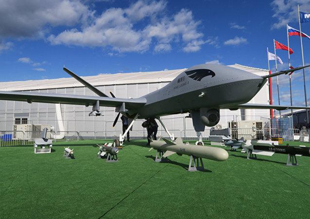 翼龍-2 無人機