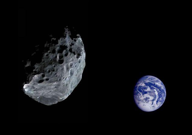 俄科學家評估小行星接近地球的危險