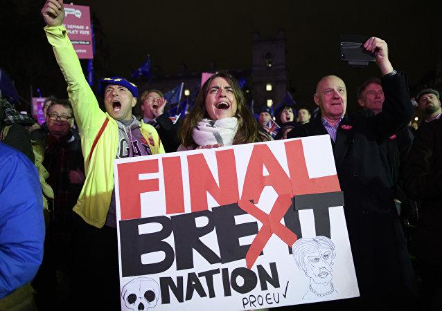 英國內閣計劃暫停議會工作至10月14日,這可能阻止英國無協議脫歐