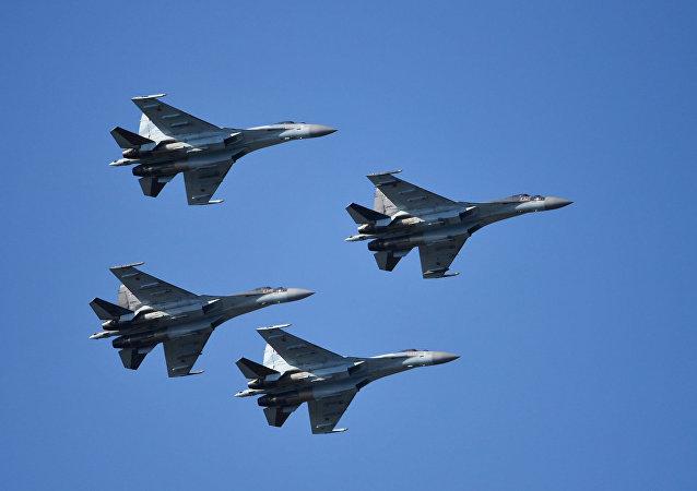 俄土正在就供應蘇-35戰鬥機的可能性進行磋商