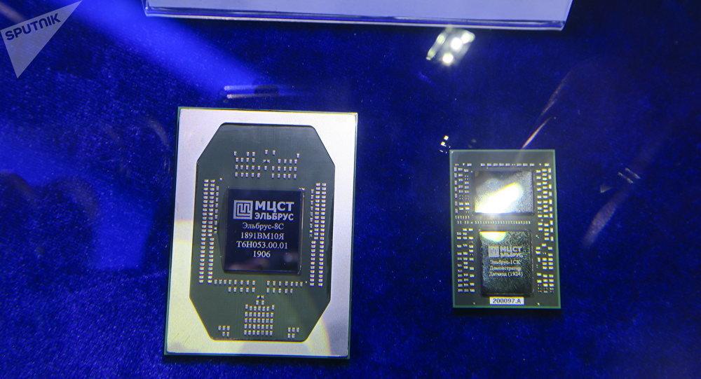 馬克斯航展上展出不會被破解的俄羅斯計算機