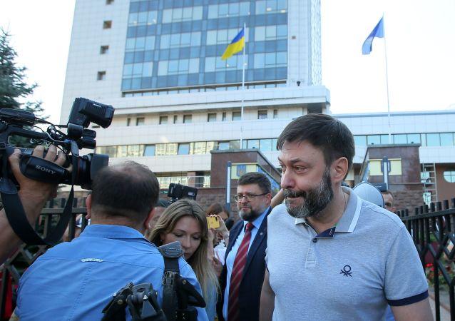 維辛斯基稱獲釋後計劃看望父親並在法院討回公道