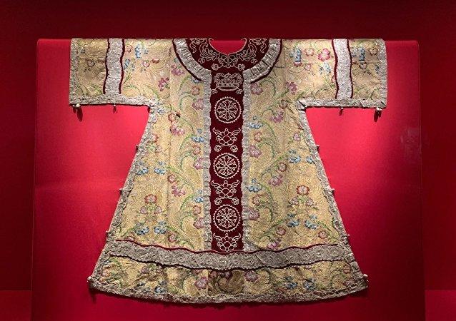 克里姆林宮的珍寶被帶到了故宮