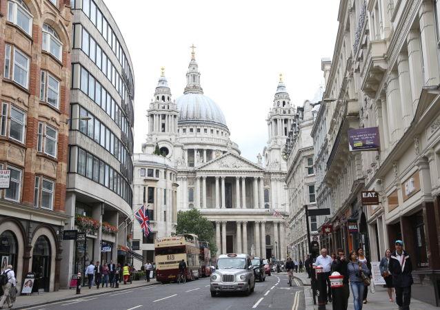 英國首都倫敦