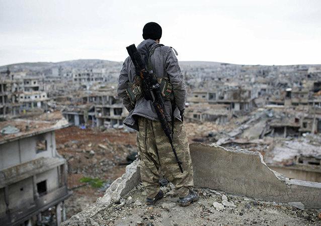 土耳其外長:敘利亞庫爾德武裝開始撤離安全區