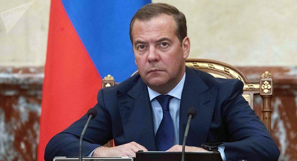 俄總理稱G8機制有限 無法做出關係人類命運的決策