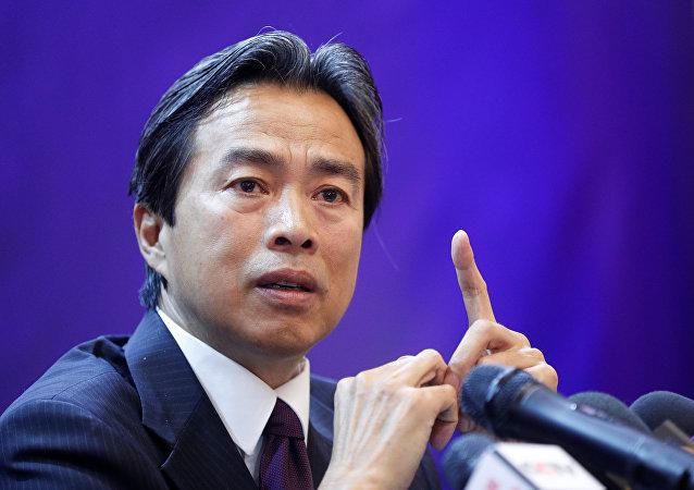 中國駐烏克蘭大使杜偉