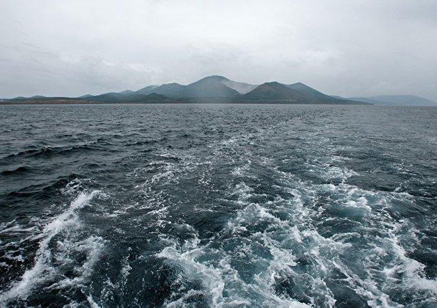 千島群島帕拉穆希爾島因海嘯威脅疏散居民