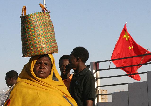 俄專家:非洲國家在疫情條件下尤其需要中國的援助