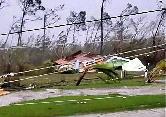 颶風「多里安」在巴哈馬造成死亡人數升至20人