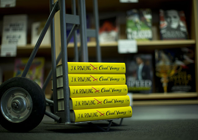 《哈利·波特》的出版公司意外成為中美貿易戰的受害者