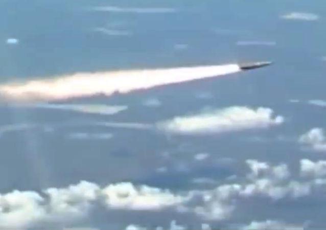 「匕首「高超音速導彈